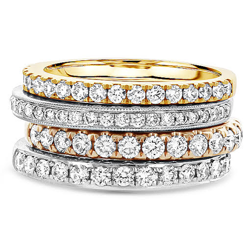 Wedding Bands - Women'sMen's