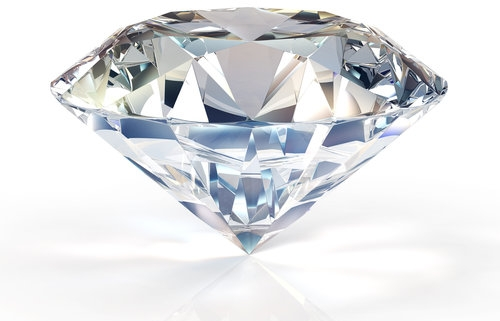 Cool Round Diamond