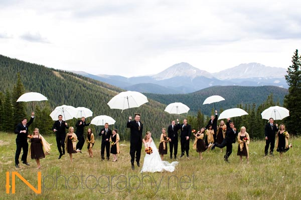 Kate and Todd where married at the top of Keystone Resort at Timber Ridge.  |  photo[INphotography.net]  |  Breckenridge and Keystone Wedding Photography