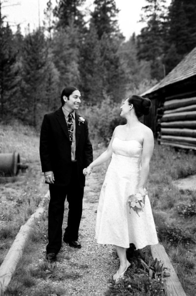 Dina + Stacy // Breckenridge, Colorado - August 5, 2006  |  photo [robinjohnsonphoto.com]