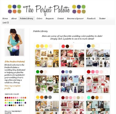 The Perfect Palette Blog |  chrissy@theperfectpaletteblog.com
