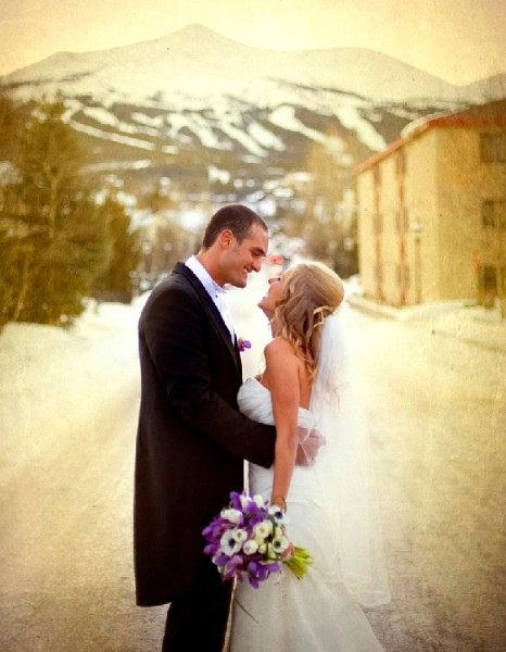 { REAL MOUNTAIN WEDDING } Karly + Christian // Imperial Ballroom at the Beaver Run Resort in Breckenridge, Colorado  |  photo[ottoschulzephotographers.com]  Breckenridge wedding photography