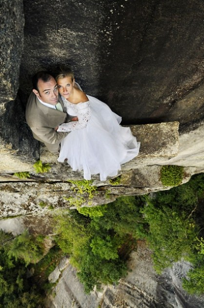 [PHOTO SHOOT LOCATION] Cliffhanger Photo Session: Part Two  |  photo[philbrickphoto.com]  Mountain Wedding Photography