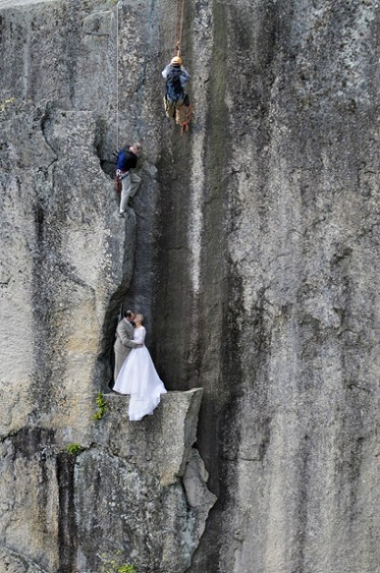 [PHOTO SHOOT LOCACTION] Extreme Wedding Photography  |  photo[philbrickphoto.com]  Mountain Wedding Photography