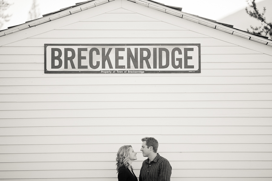 { ENGAGEMENT } Mindy + Dan in Breckenridge, Colorado  |  photos[revertimaging.com]  Breckenridge engagement photography
