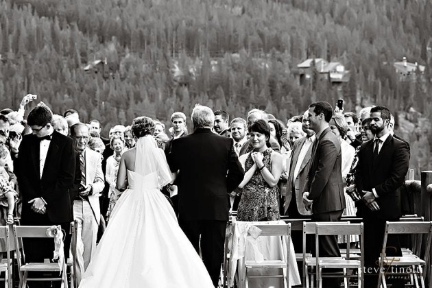 { REAL MOUNTAIN WEDDING } Jenny + Jay at the Lodge and Spa in Breckenridge, Colorado  |  photo[stevetinettiphoto.com]  Breckenridge Wedding Photography