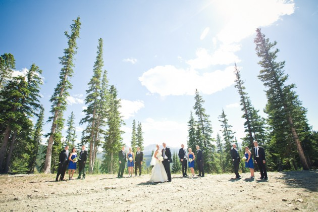 { REAL MOUNTAIN WEDDING } Sarah + Scott at Timber Ridge in Keystone, Colorado.  Part One.  |  photo[revertphoto.com]  Keystone Colorado Wedding Photographer