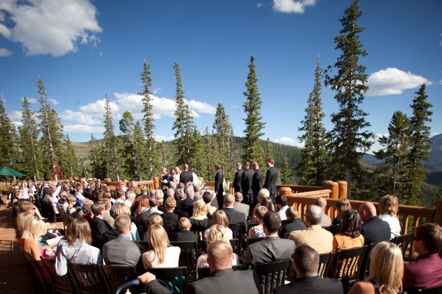 { REAL MOUNTAIN WEDDING } Sarah + Scott at Timber Ridge in Keystone, Colorado.  Part Two.  |  photo[revertphoto.com]  Keystone CO wedding photographer, Keystone Wedding Planner, Keystone Florist, Colorado Wedding Blog