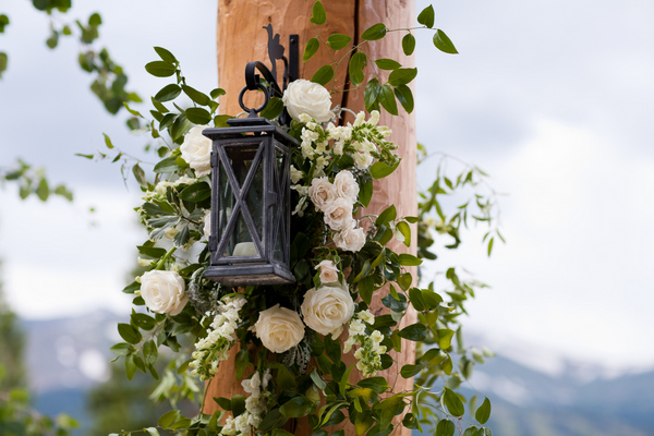 { REAL MOUNTAIN WEDDING } Annie + Matt: St. Mary's Church Ceremony & Reception at Rubywood in Breckenridge
