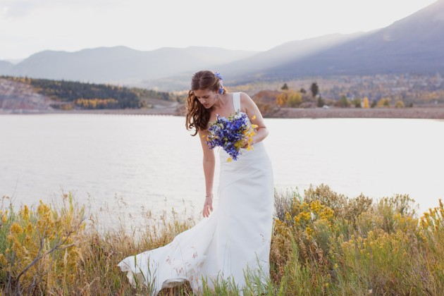 {Real Mountain Wedding } Ashley + Marc married on the shore of Lake Dillon. Reception at the Silverthorne Pavilion. | photo[cedarhousephotography.com] Dillon Colorado, Wedding, Photography, Flowers, Ceremony, Silverthorne Pavilion, Silverthorne Colorado