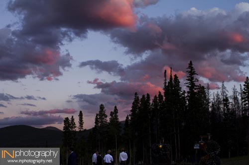 {Real Mountain Wedding} Rebecca + Ben at Ten Mile Station in Breckenridge, Colorado  |  photos courtesy of IN photography, www.INphotography.net
