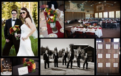 { Real Mountain Wedding } Q & A: Christy + Gabriel at Ten Mile Station in Breckenridge, CO  |  photo[fineart-weddings.com]  Ten Mile Station, Breckenridge Wedding Planners, Breckenridge Wedding Venue, Colorado Wedding Blog, Breckenridge floris