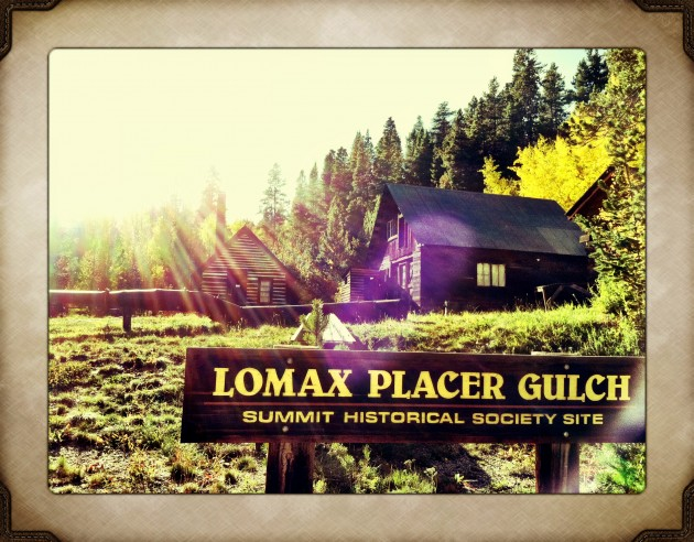 [Venue] Barney Ford + [Photo Shoot Location] Lomax Placer Operated by the Breckenridge Heritage Alliance
