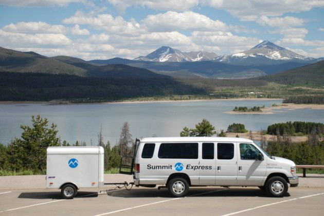 [ Vendor ] Summit Express: Transportation for your Breckenridge, Colorado Wedding - Breckenridge Bridal Bash, #BreckenridgeBridalBash