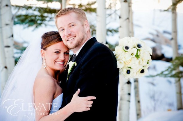 { Real Mountain Wedding } Rebekeh + Travis at Saddle Ridge in Beaver Creek, Colorado  |  Elevate Photography - photos[elevatephotography.com]