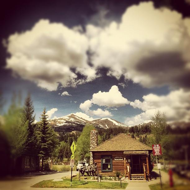 [Venue] The Lomax Placer Mine in Breckenridge, Colorado.  |  Breckenridge Heritage Alliance, Historic Mountain Wedding Venue, Heritage Tourism  |  photo[stacysanchez]