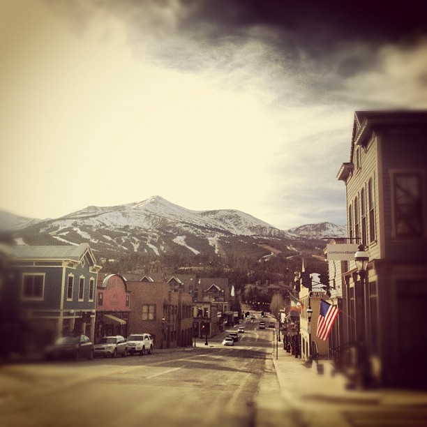 Downtown Breckenridge, Halloween 2012  |  Photo by Stacy Sanchez