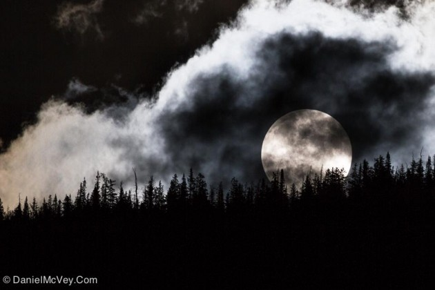 Scenes of the Moon and the Mountains, a Halloween Special |  photo courtesy of Daniel McVey, www.danielmcvey.com