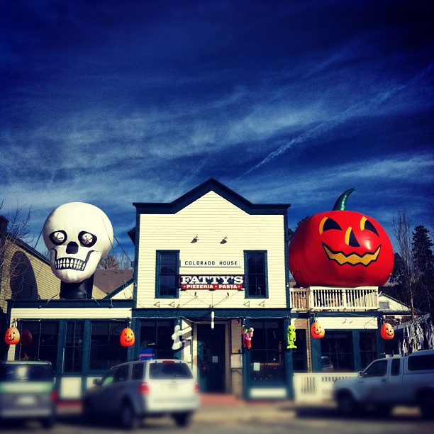 Fatty's in Breckenridge, Colorado  |  photo by Stacy Sanchez