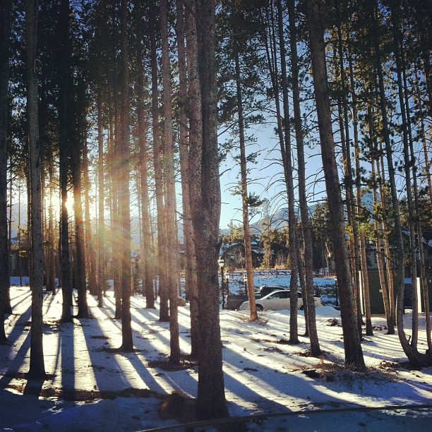 The Winter Begins in Breckenridge, Colorado |  Photos by Stacy Sanchez