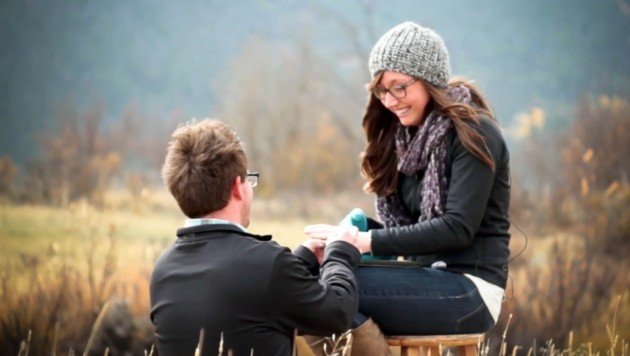 [video] Dave Proposes to Shanna: Snake River, Colorado Engagement  |  Photos by Dave McCann