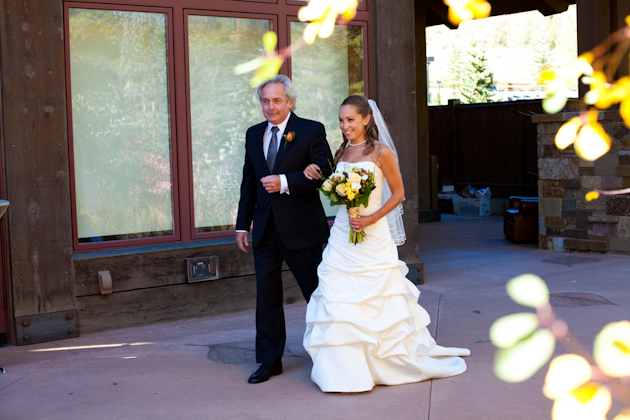 Michelle + Tripp // Donovan Pavilion Wedding and Reception in Vail, CO