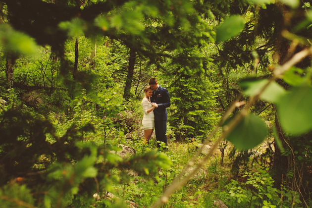 { Elopement } Jen + Cody // Estes Park Elopement by Chris & Melodie Photographers