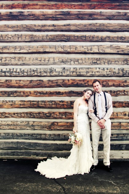 { Real Mountain Wedding } Emily + John at the V3 Ranch in Breckenridge, Colorado