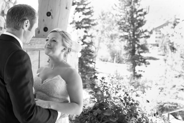 Meg + Ben at Donovan Pavilion in Vail, Colorado | Tara Low Photography