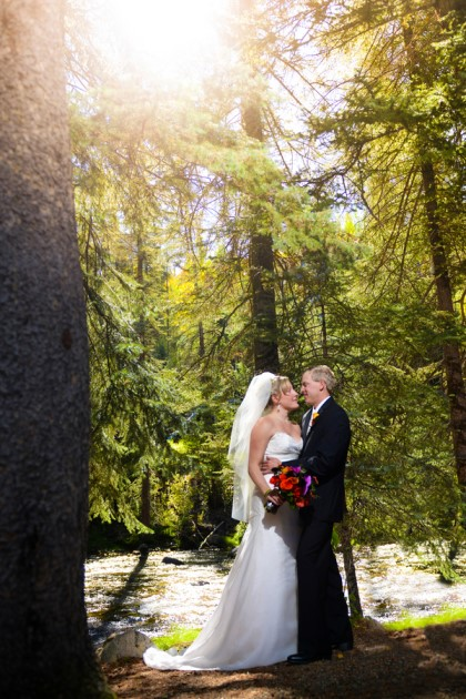 Jessica + Coe: Wedding at Vail Mountain and The Sebastian Hotel | Image:  Trystan Photography