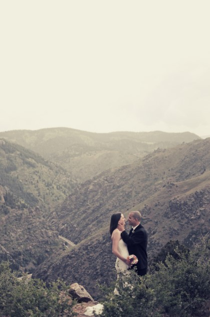 Jessie + Steve: Lookout Mountain Wedding in Golden, Colorado | Images: Elevation 9 Photography