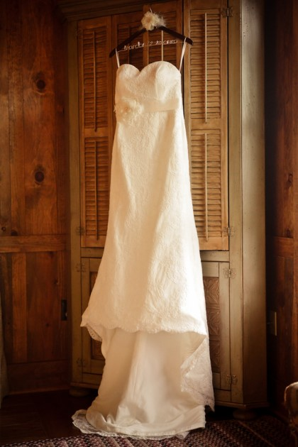 Veronica + Brandon: Devil's Thumb Ranch Wedding in Tabernash, Colorado   Image: Elevate Photography
