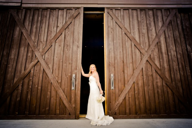 Veronica + Brandon: Devil's Thumb Ranch Wedding in Tabernash, Colorado | Image: Elevate Photography