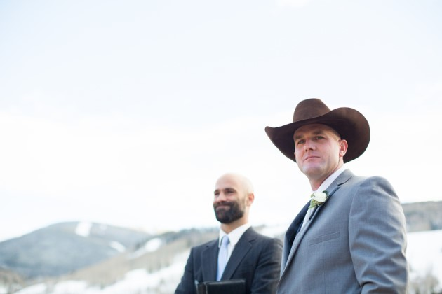 Jennifer + Scott: Wedding at the Four Seasons in Vail, Colorado | Image: Sarah Roshan Photography
