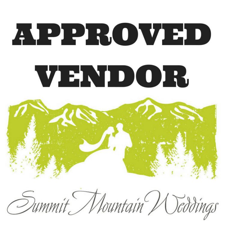 Approved Vendor - Summit Mountain Weddings Badge