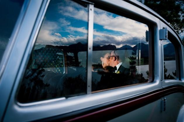 Amanda + Justin: Estes Park Wedding at the Black Canyon Inn, Colorado | Image: James Moro Photography