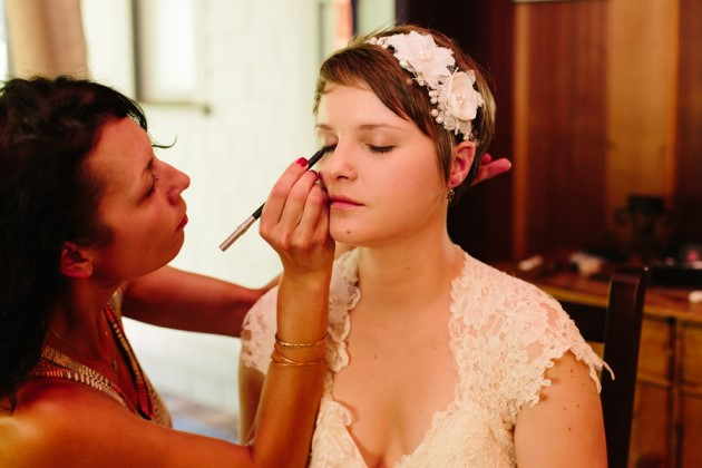 Nina + Katie: Roaring 20's Themed Wedding in California | Image: Miki Vargas Photography