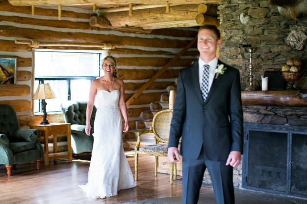 Katelyn + Jason: Colorado Mountain Wedding at the Keystone Ranch | Image: Susannah Storch Photography