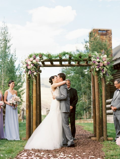 Erika + Chris: Ritz-Carlton Bachelor Gulch Wedding at Beaver Creek, Colorado | Image: JoPhoto