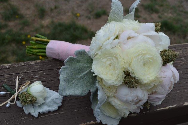 Peonies + Pot: Florist uses Marijuana for Colorado Mountain Weddings