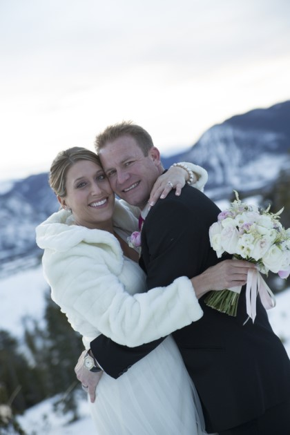 Melanie + Paul: Sapphire Point Wedding in Breckenridge, Colorado | Photo: Fototails - Jeanine Thurston Photography