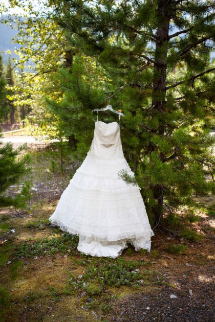 Kimberly + Dale: Manning Park Resort Wedding in British Columbia | Image: Charlene Stam Photography