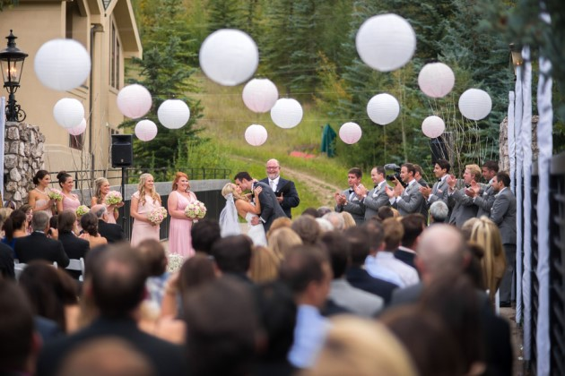 Ashley + Brett: Colorado Mountain Wedding at the Beaver Creek Lodge | Images: Urban Safari Photography, Ltd.