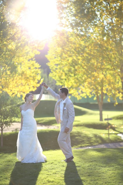 Kaylee + Dano: Colorado Wedding at the EagleVail Pavilion | Image: Autumn Twilight Photography