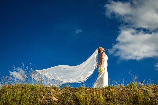 Independence Pass: Aspen, Colorado Elopement Package | Image: Trystan Photography