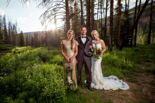 Styled Shoot at the Piney River Ranch in Vail, Colorado | Image: Aldabella Photography