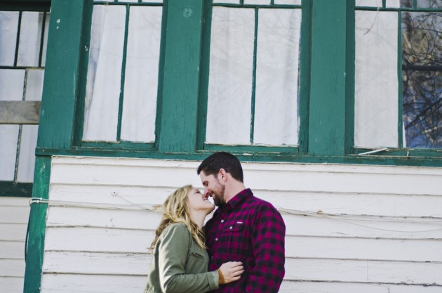Hannah + Craig: Colorado Engagement Photography | Image: BARTLETT creative LLC