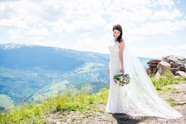 Marianne + Ryan: Donovan Pavilion Wedding in Vail, Colorado | Image: Danna Frost Photography