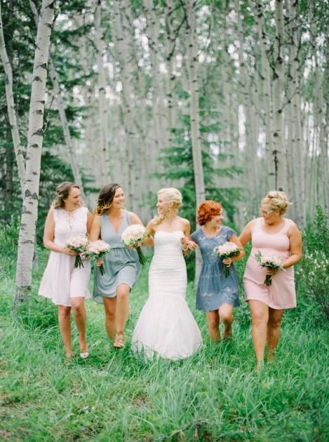 Jessica + Chris: Rocky Mountain Wedding at the Sawridge Inn, Alberta | Image: Milton Photography