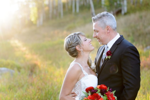 Julie + Jesse: Piney River Ranch Wedding in Vail, Colorado | Image: cmp studios